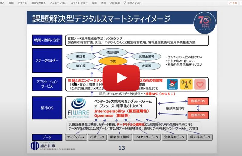 兵庫県加古川市におけるICTの取り組みについて