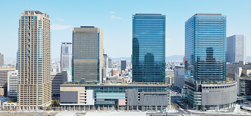 グランフロント大阪 4棟