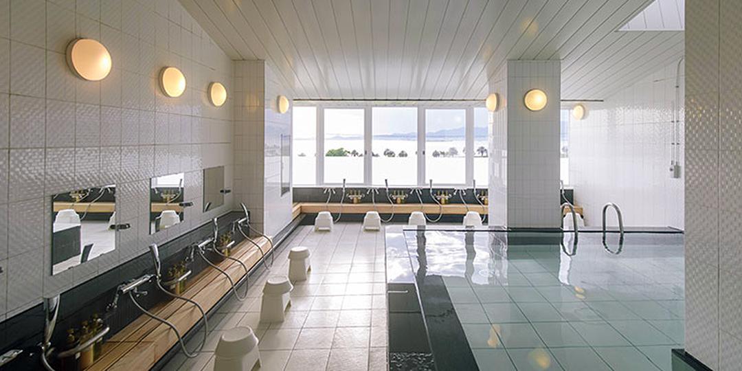 大阪リゾート ホテル・ロッジ舞洲:大浴場