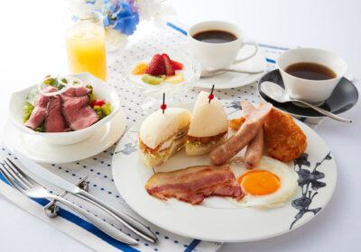 ホテル ユニバーサル ポート - 朝食