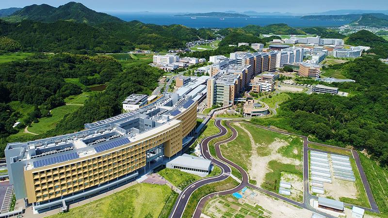 九州大学学術研究都市