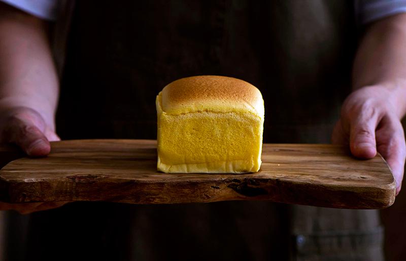 たまご専門 本巣ヱ - ふわっとろ新食感のたまごパン