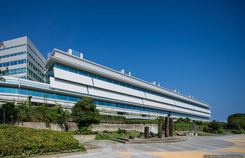 東京ビッグサイト - 南展示棟外観