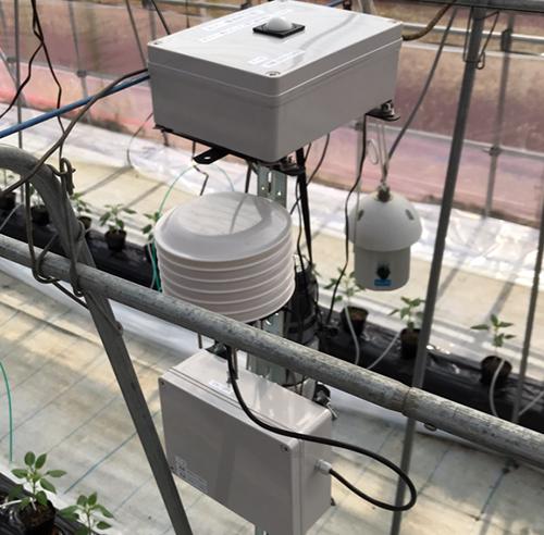 AgriPalette With - 地域振興農業IoTパッケージ