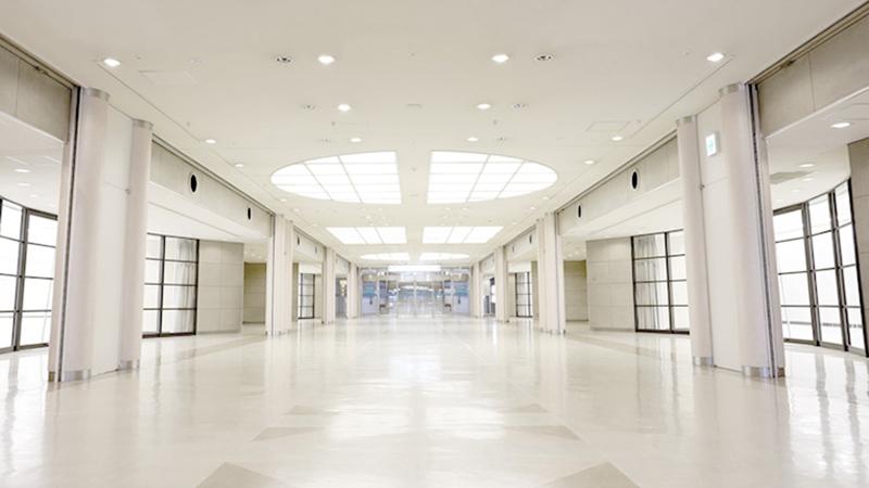 サンシャインシティ 展示ホール・会議室