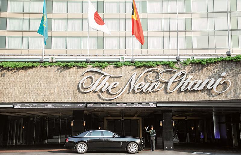 ホテルニューオータニ(東京) - 都心に位置する好アクセス・駐車場無料