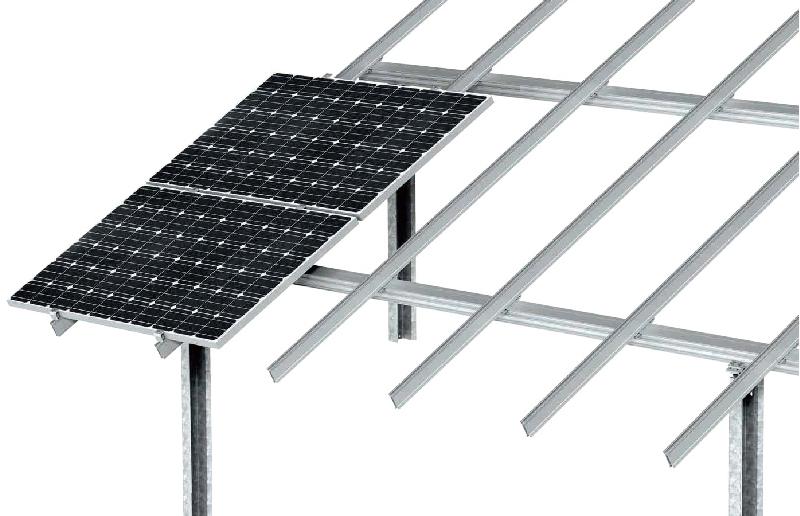 太陽光発電用架台の製造・販売