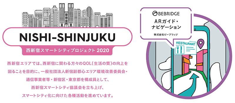 西新宿スマートシティプロジェクト