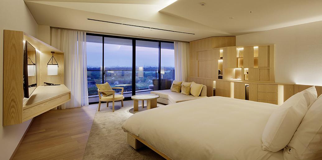 SORANO HOTEL - Standard Room - Sky King Park View