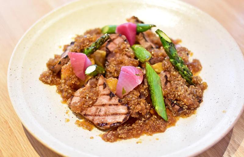 縁道食堂 - 料理