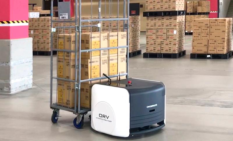 ORV(Okamura Robot Vehicle)