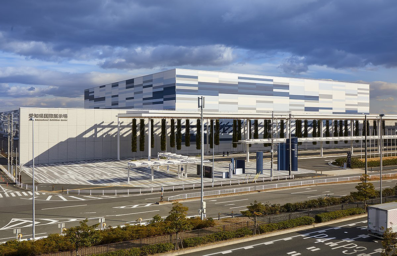 Aichi Sky Expo (愛知県国際展示場)