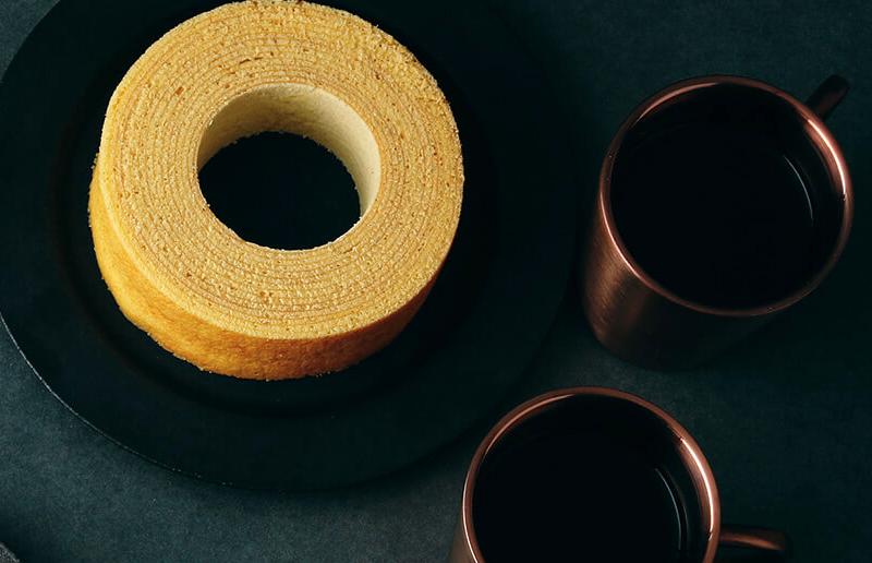 バウムハウス イート (BAUM HAUS EAT) - バウムクーヘンとコーヒー