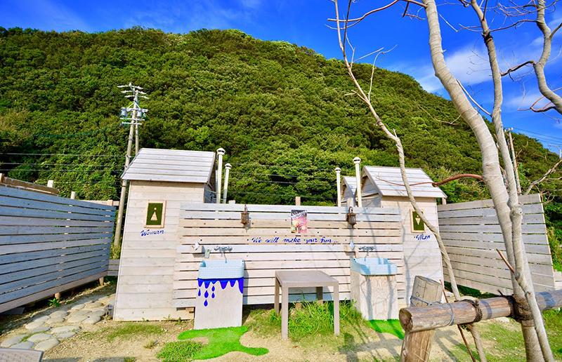 ウッドデザインパーク noma (野間) トイレ
