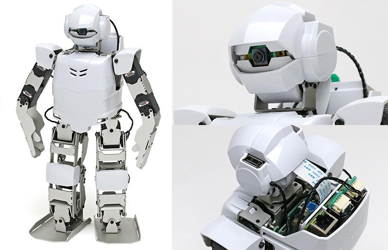 二足歩行ロボット Robovie-Z