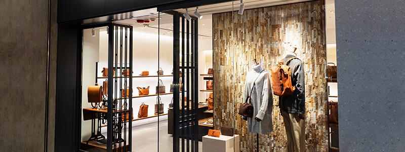 土屋鞄製造所 香港 K11 Art Mall 店
