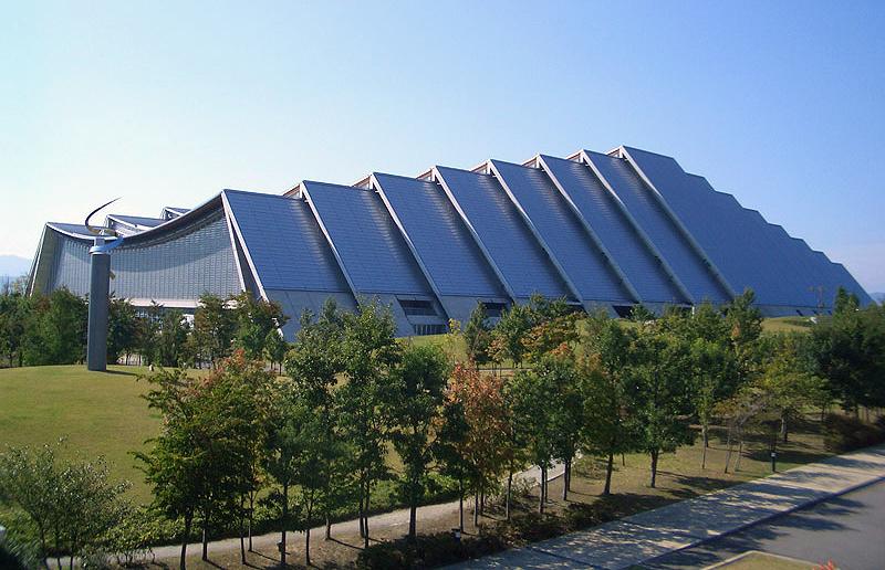 エムウェーブ (長野市オリンピック記念アリーナ)