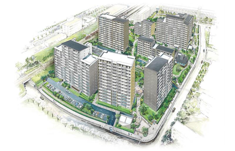 大阪府住宅供給公社の事業