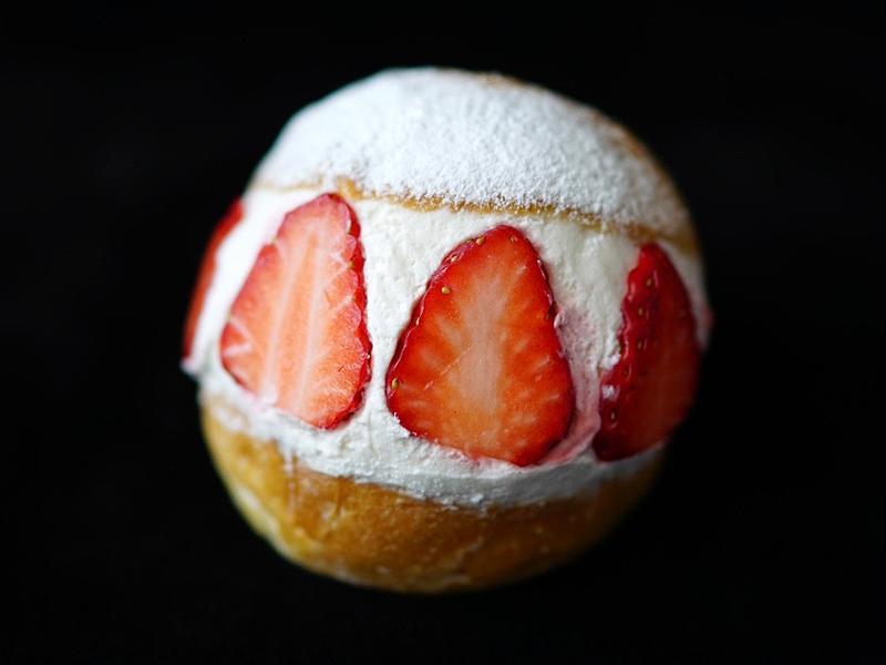 苺のラビトッツォ