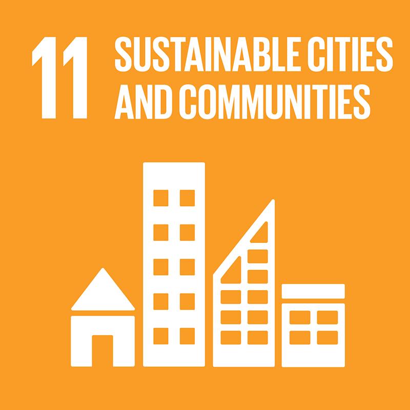 持続可能な開発目標 (SDGs) ゴール11