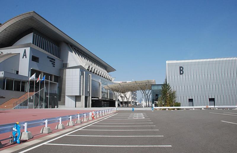 マリンメッセ福岡B館