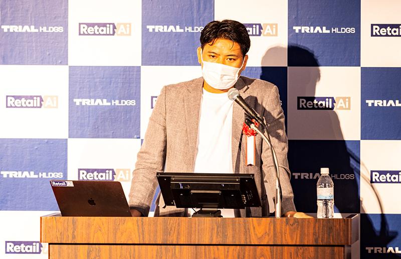 株式会社Retail AI 代表取締役社長 永田洋幸