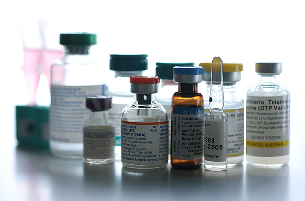 開発途上国へBCGワクチンの提供