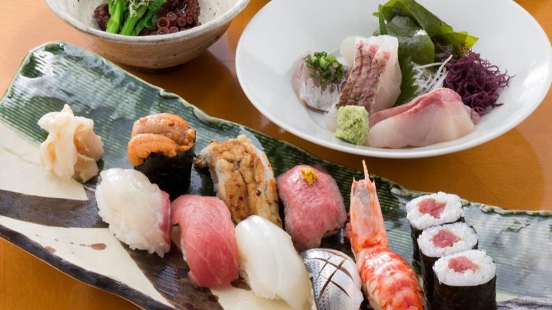 高玉 - 福岡応援グルメ 特別寿司セット