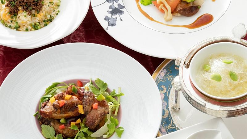 中国料理「桃林」- 博多和牛・福岡の食材を味わう福岡応援グルメ