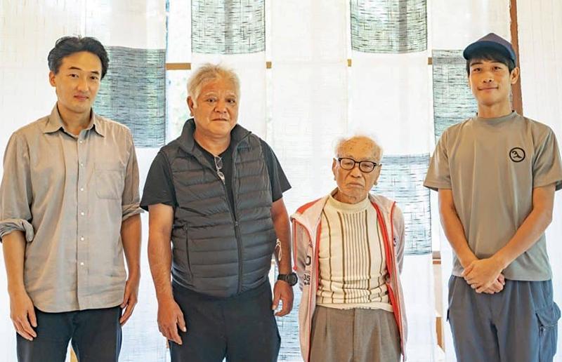 島に住む長老や農業に造詣がある方を招いて勉強会