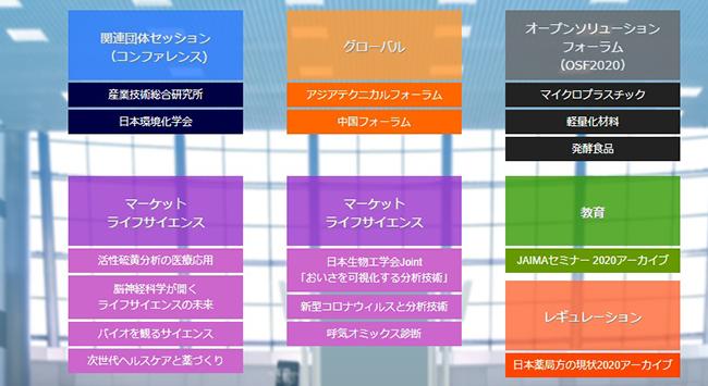 JASISコンファレンス/トピックスセミナー会場イメージ