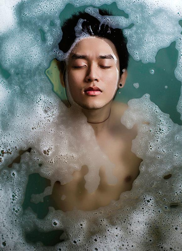 男性のほうがより長風呂する傾向