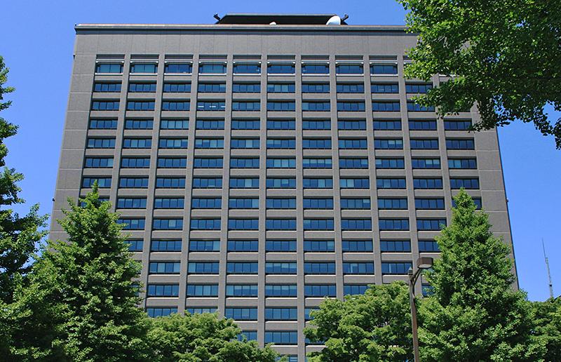 宮城県庁舎