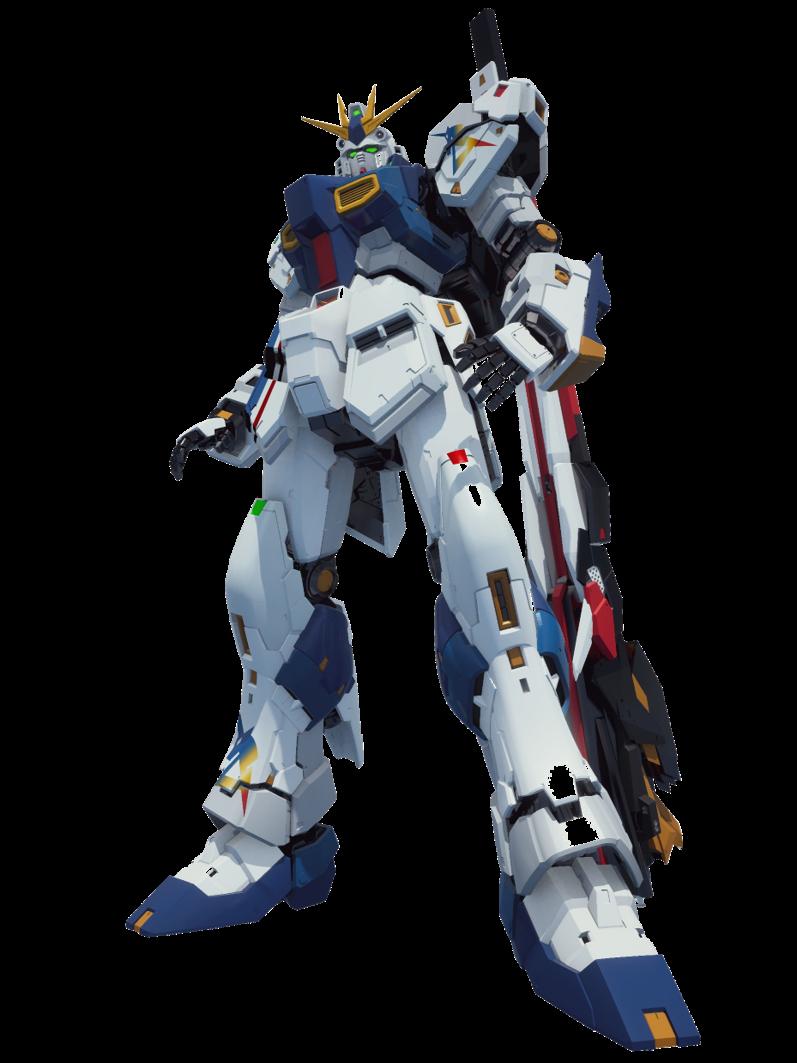 RX-93ff νガンダム フロント