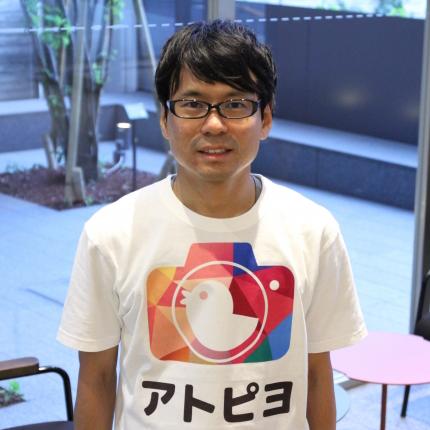 アトピヨ開発者 Ryotaro Ako