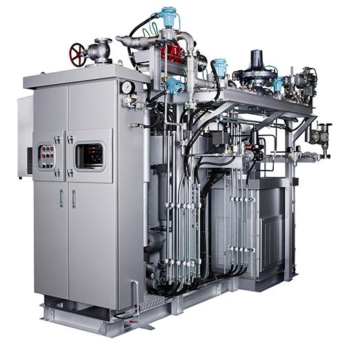 水素燃料ボイラ (SI-2000-H2)