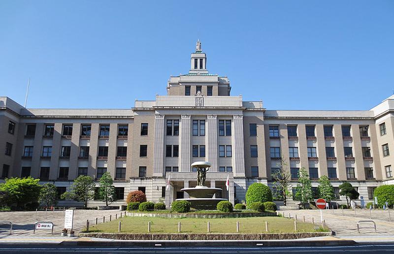 滋賀県庁本館