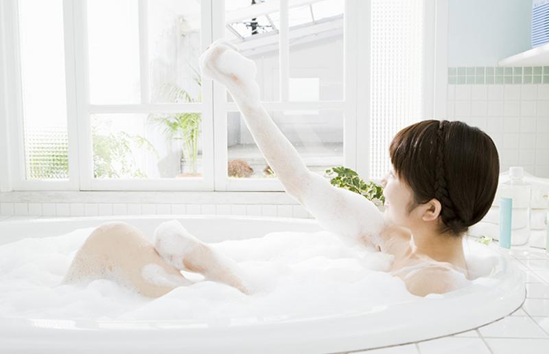 日本人はやっぱりお風呂好き