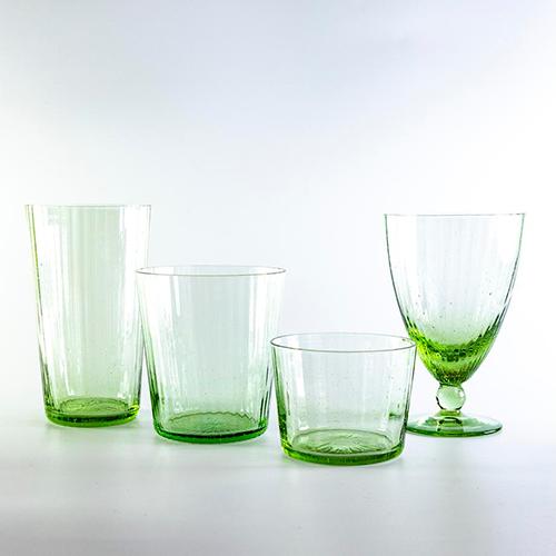 小樽再生ガラス(サワーグラス・カフェグラス・フリーカップ・フロートグラス)